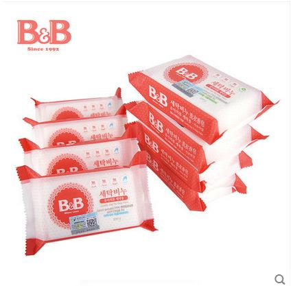 韩国保宁婴儿洗衣皂bb皂200g